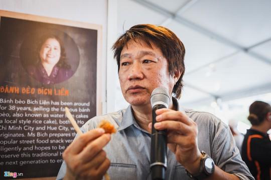 Bánh bèo, bánh xèo Việt Nam xuất hiện ở Đại hội ẩm thực thế giới - Ảnh 6.