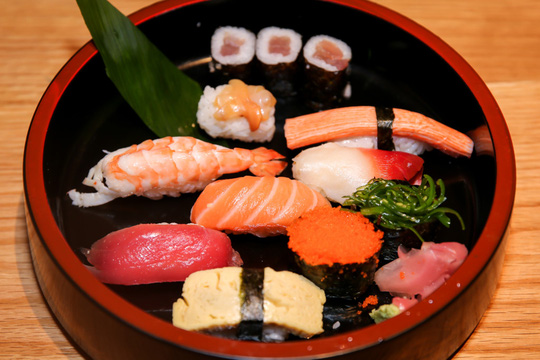 Cá ngừ vây xanh 300 triệu nhập từ chợ cá Nhật Bản - Ảnh 7.