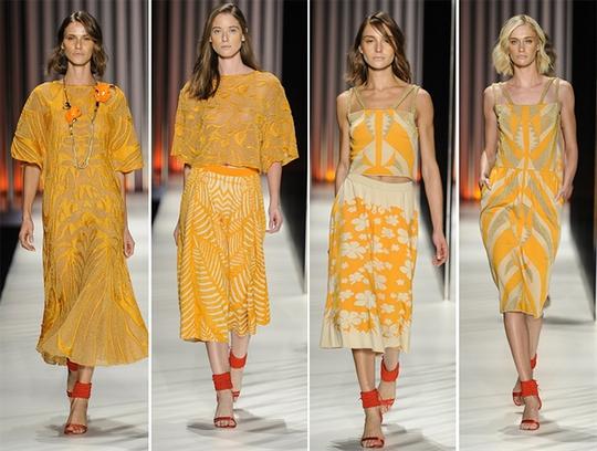 Góp nắng cho ngày hè với trang phục sắc màu rực rỡ - Ảnh 6.