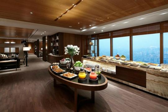 Khách sạn ngôi sao nơi Song Hye Kyo tổ chức đám cưới - Ảnh 6.