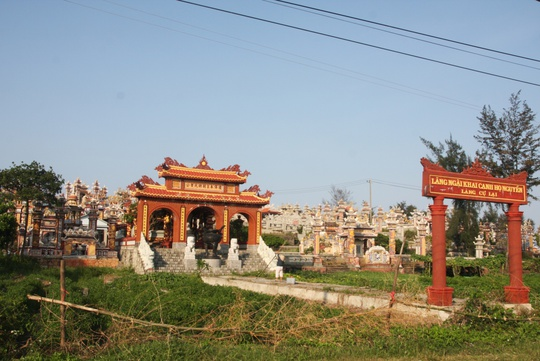 Từ cửa Thuận An đến cửa Tư Hiền - Ảnh 6.