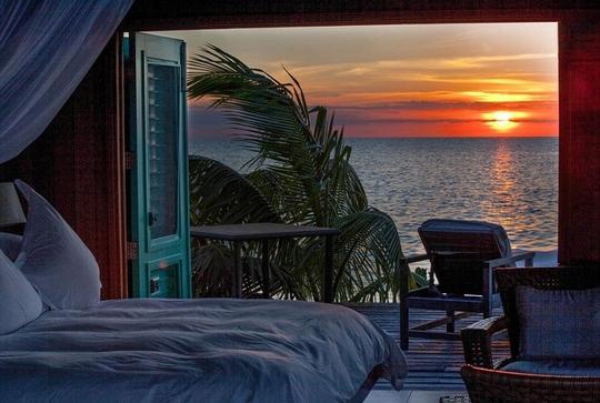 Đảo nghỉ dưỡng siêu sang của sao Hollywood - Ảnh 6.