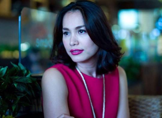 Nhan sắc đẹp lạ của Hoa hậu có nụ cười quyến rũ nhất Việt Nam - Ảnh 6.