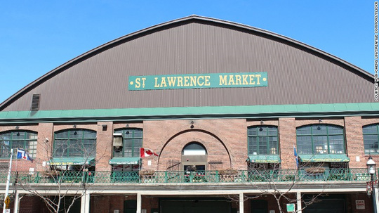 10 khu chợ thực phẩm tươi nổi tiếng của thế giới - Ảnh 6.