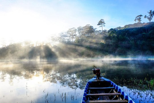 Mục sở thị hồ nước đẹp hàng đầu tại miền Nam Việt Nam - Ảnh 6.