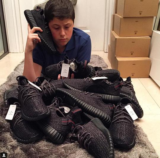 Mới 16 tuổi đã kiếm được hơn 22 tỉ đồng nhờ bán sneaker quý hiếm - Ảnh 6.