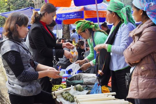 Những món ăn thử rồi ghiền tại chợ phiên Lào Cai - Ảnh 6.