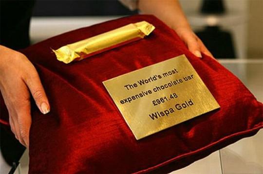 9 món ăn dát vàng dành cho hội con nhà giàu - Ảnh 6.