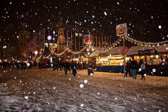 Những khu chợ Giáng sinh tuyệt nhất châu Âu - Ảnh 6.