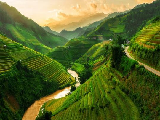 Bí mật đằng sau những ngọn núi đẹp nhất thế giới - Ảnh 2.