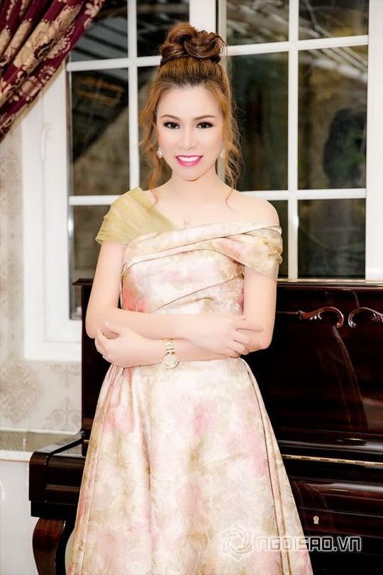 Dàn sao Việt mừng sinh nhật hoàng tử nhà Hoa hậu Bùi Thị Hà - Ảnh 6.