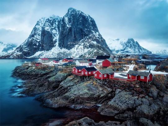 Bí mật đằng sau những ngọn núi đẹp nhất thế giới - Ảnh 18.