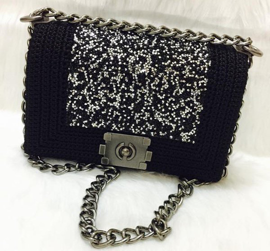 Túi hiệu Chanel Made in Vietnam
