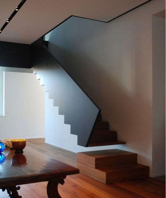 Những điều cơ bản về cầu thang mà bạn phải biết - Ảnh 7.