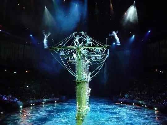 Bí mật đằng sau màn biểu diễn nước lớn nhất thế giới ở Macau - Ảnh 7.