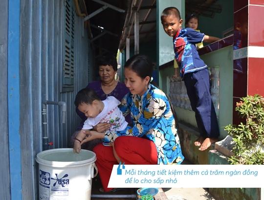 Những hình ảnh đáng nhớ trong hành trình trao tặng nước sạch - Ảnh 7.