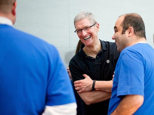 Thói quen thường nhật của sếp Apple - Ảnh 7.