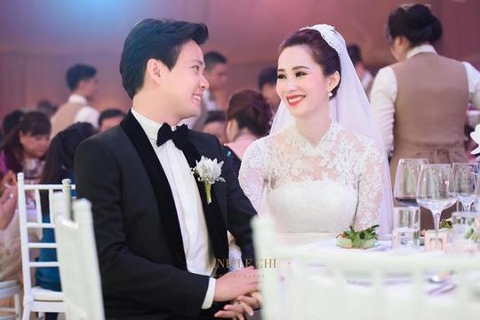 Khoảnh khắc ngọt ngào của hoa hậu Thu Thảo và chồng - Ảnh 7.