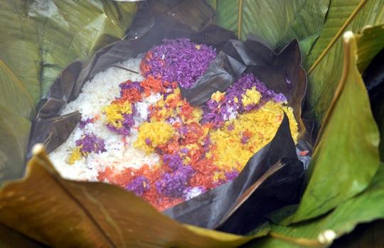 Những món ăn thử rồi ghiền tại chợ phiên Lào Cai - Ảnh 7.