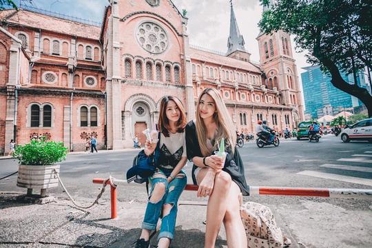 Địa điểm chụp hình đẹp ở Sài Gòn cực chất siêu lung linh - Ảnh 5.