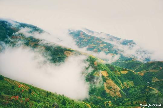 Biển mây Tà Xùa, chuyến đi Tây Bắc cho 2 ngày cuối tuần - Ảnh 7.