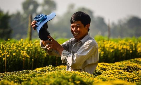 Làng hoa lớn nhất Nam bộ Sa Đéc tất bật vào mùa Tết - Ảnh 7.