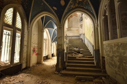 Bên trong lâu đài cổ nước Pháp có hơn 9.000 chủ nhân - Ảnh 7.