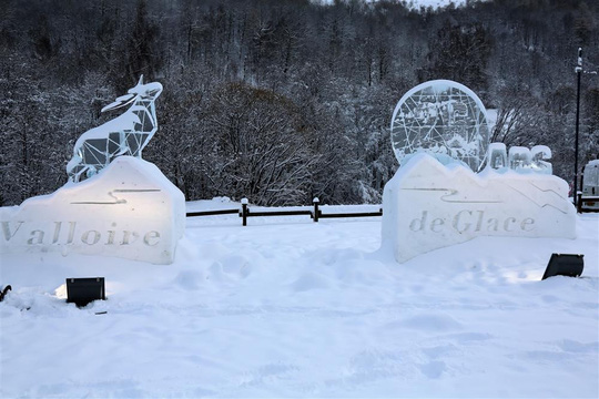 Những lễ hội điêu khắc băng tuyết hấp dẫn nhất thế giới - Ảnh 7.