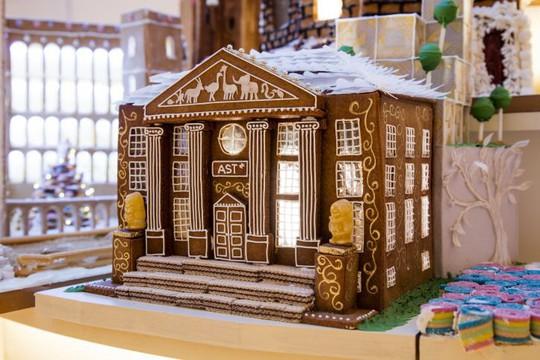 """""""Thành phố Bánh gừng"""" tưng bừng đón Giáng sinh - Ảnh 7."""