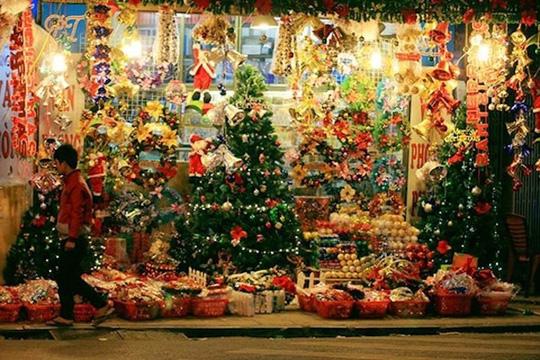 8 điểm đi chơi Noel lãng mạn nhất Sài Gòn - Ảnh 7.
