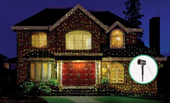 Phát sốt đèn trang trí Giáng sinh siêu độc đáo - Ảnh 7.