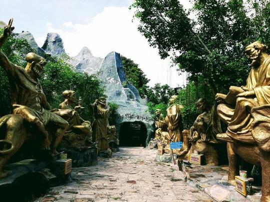 Có một nơi check-in cực đẹp ẩn mình trên đỉnh núi ở Vũng Tàu - Ảnh 7.