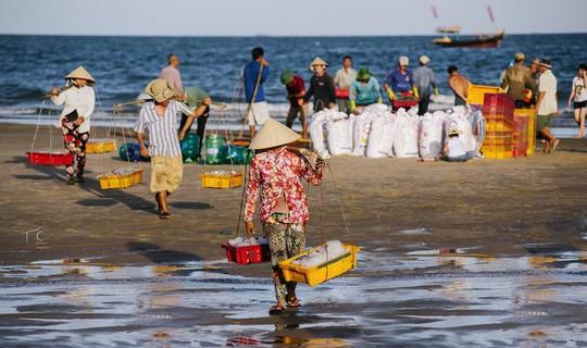 Phước Hải, làng chài lâu năm của Bà Rịa - Vũng Tàu