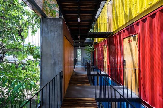 Đây là nơi lý tưởng dành cho khách du lịch bụi, dễ thích nghi trong không gian chia sẻ với nhiều người.