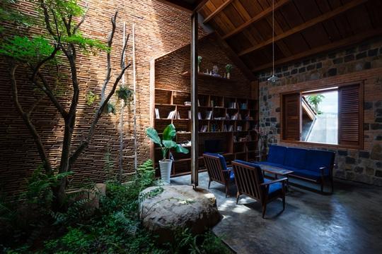 Nhà nhỏ trên cao nguyên Lâm Đồng đẹp như bước ra từ truyện cổ - Ảnh 8.