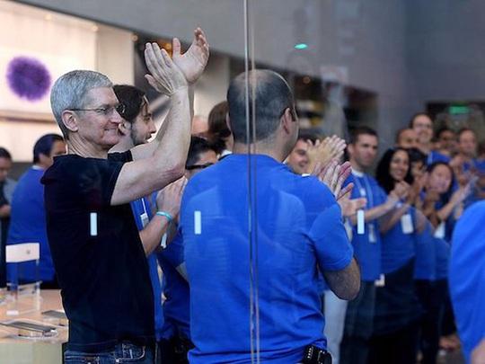 Thói quen thường nhật của sếp Apple - Ảnh 8.