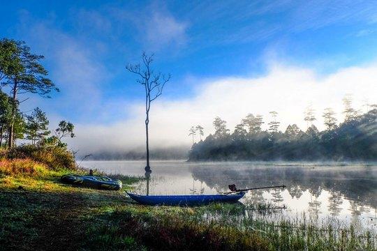 Mục sở thị hồ nước đẹp hàng đầu tại miền Nam Việt Nam - Ảnh 8.