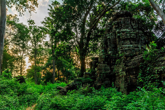 Ngôi đền bí ẩn lâu đời hơn cả Angkor Wat ở Campuchia - Ảnh 9.