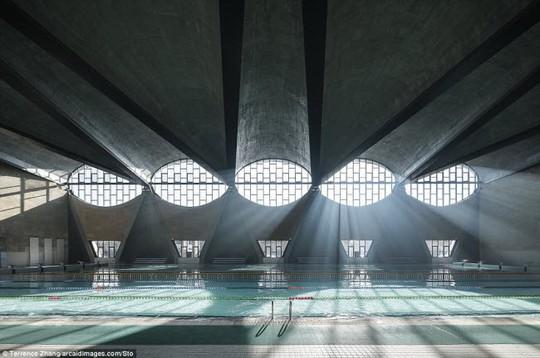 Choáng ngợp những kiến trúc ấn tượng nhất TG năm 2017 - Ảnh 8.