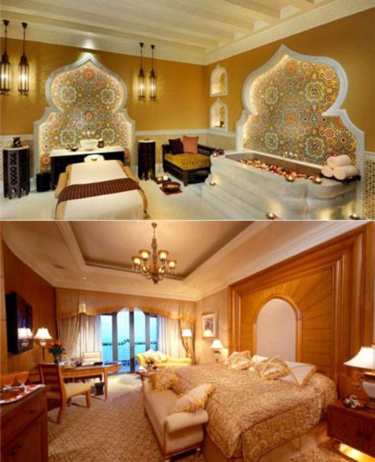 Khách sạn 8 sao duy nhất thế giới giá 2,7 tỷ/đêm nằm ở đâu? - Ảnh 8.