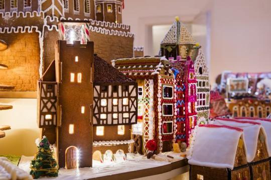 """""""Thành phố Bánh gừng"""" tưng bừng đón Giáng sinh - Ảnh 8."""
