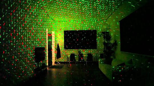 Phát sốt đèn trang trí Giáng sinh siêu độc đáo - Ảnh 8.