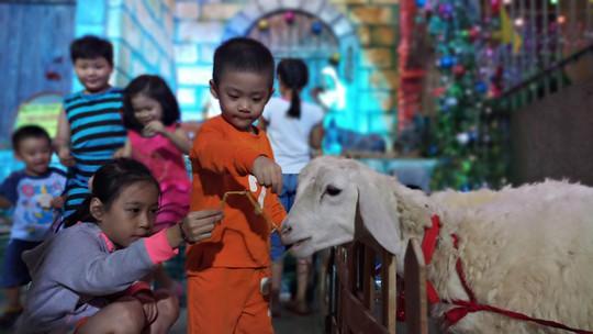 Không khí Noel ở những xóm đạo lớn nhất Sài Gòn - Ảnh 8.