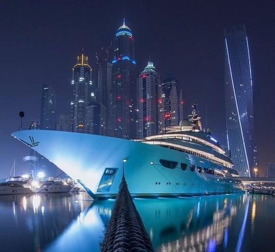 Cuộc sống của hội con nhà giàu Dubai - Ảnh 9.