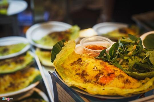 Bánh bèo, bánh xèo Việt Nam xuất hiện ở Đại hội ẩm thực thế giới - Ảnh 9.
