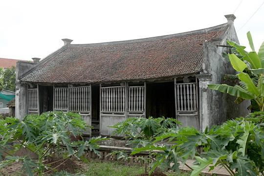 Ngôi nhà Bá Kiến hơn 100 năm tuổi ở làng Vũ Đại - Ảnh 3.