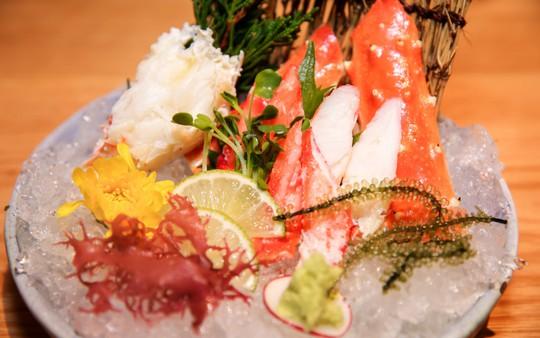 Cá ngừ vây xanh 300 triệu nhập từ chợ cá Nhật Bản - Ảnh 10.