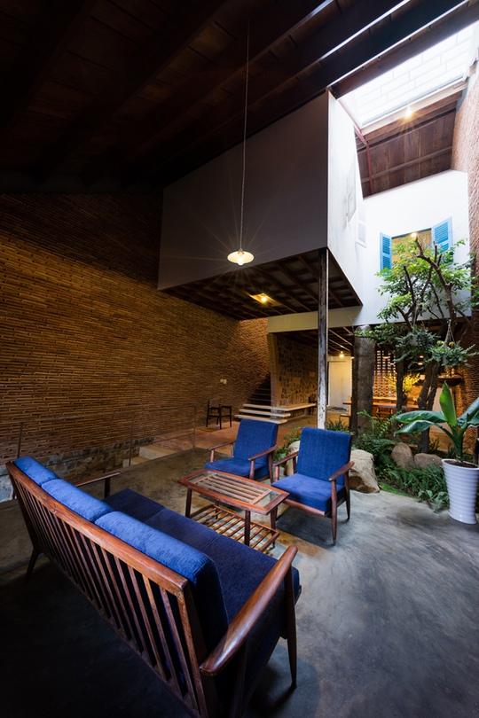 Nhà nhỏ trên cao nguyên Lâm Đồng đẹp như bước ra từ truyện cổ - Ảnh 9.