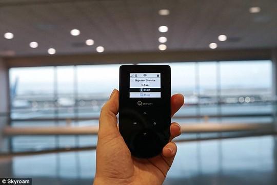 Nhiều phát minh mới giúp nâng tầm chuyến du lịch - Ảnh 9.