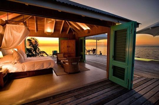 Đảo nghỉ dưỡng siêu sang của sao Hollywood - Ảnh 9.